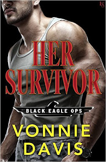 Her Survivor: A Black Eagle Ops Novel by Vonnie Davis