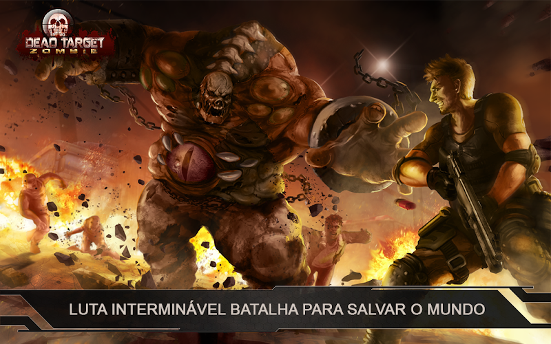 DEAD TARGET: Zombie Infinito