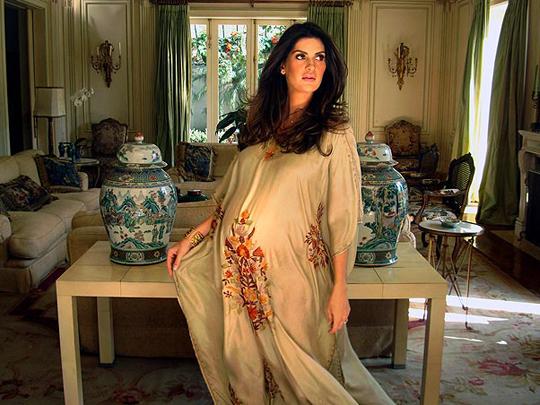 7c60f1f8db70d0 KIKA GONTIJO HOME: A sala de Isabella Fiorentino