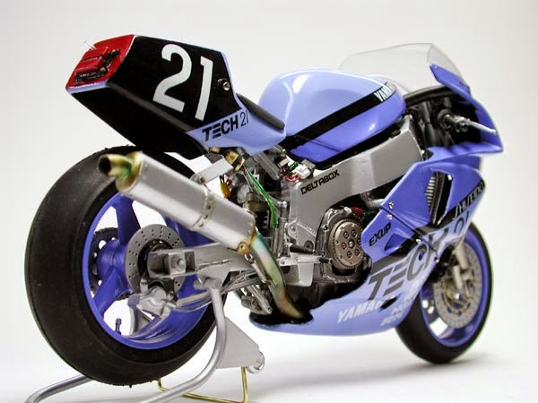 Tech 21 Yamaha Endurance Racer