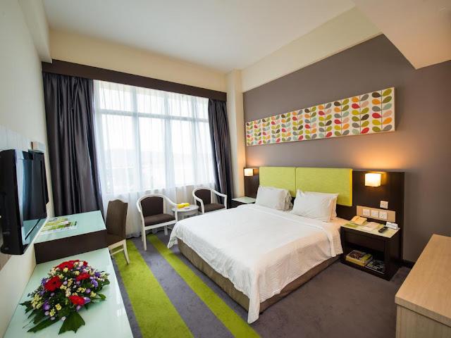 Hotel menarik di Kuantan untuk percutian keluarga