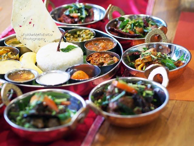 South Indian Chettinad Banana Leaf Promotion At Zest Lifestyle Restaurant