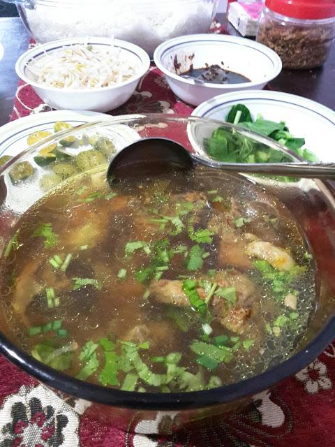 Resepi Sup Ayam Mudah dan Sedap