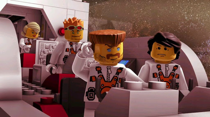 Single Resumable Download Link For Hollywood Movie Lego The Adventures of Clutch Powers (2010) In  Dual Audio
