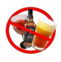 Berhenti Minum Minuman Beralkohol