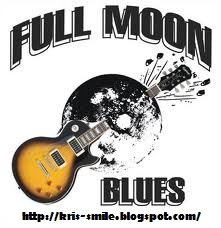 Kord Gitar Slank - Full Moon Blues
