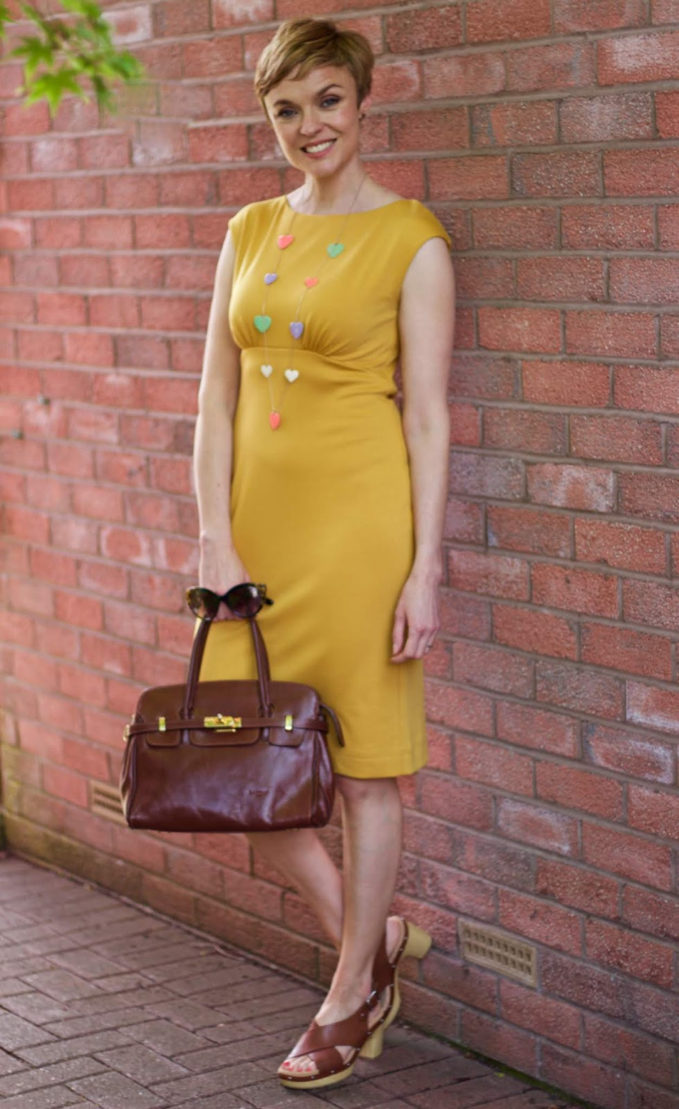 Artisan Gold Pippa Dress, Alie Street | Workwear |Fake Fabulous