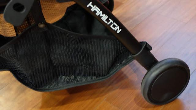 Hamilton Ezze Series Stroller