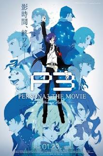 Persona 3 the Movie 4: Winter of Rebirth (2016)