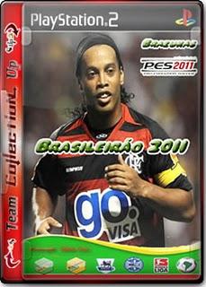 jogo pes 2011 brazukas brasileiro 2011 v2 ps2