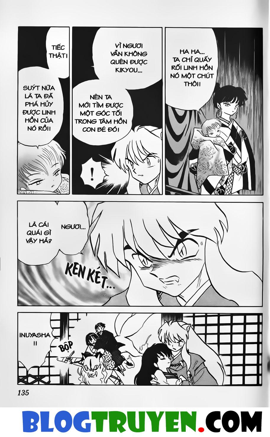 Inuyasha vol 29.8 trang 4