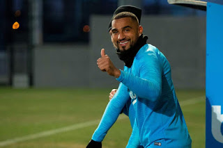 Boateng and Denis Suarez in squad for Sevilla clash, Lionel Messi rested