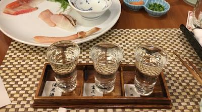 思い出浪漫館 日本酒3種飲み比べセット