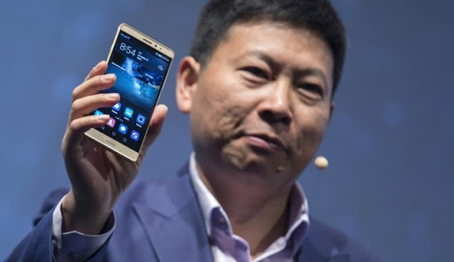 Huawei Wants To Beat Apple In Smartphones In Two Years - Richard Yu