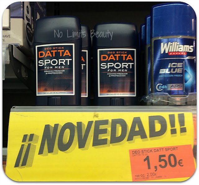 Deo Stick Datta Sport for Men