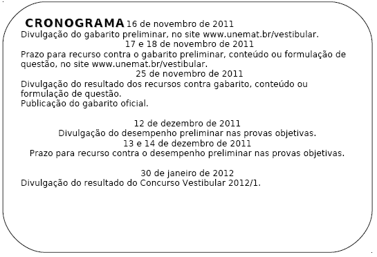provas covest 2011