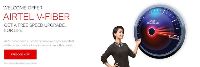 airtel v-fiber