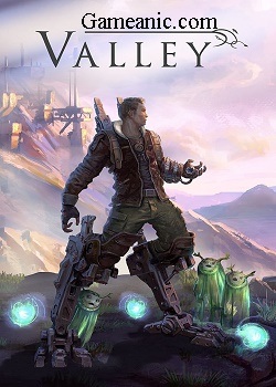 Valley game cover