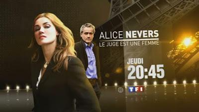 Regarder Alice Nevers, le juge est une femme saison 15 sur TF1