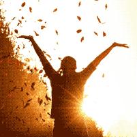 Vida e a fonte das alegrias