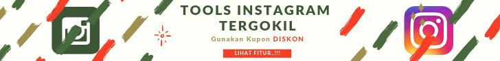 Tools Instagram Tergokil