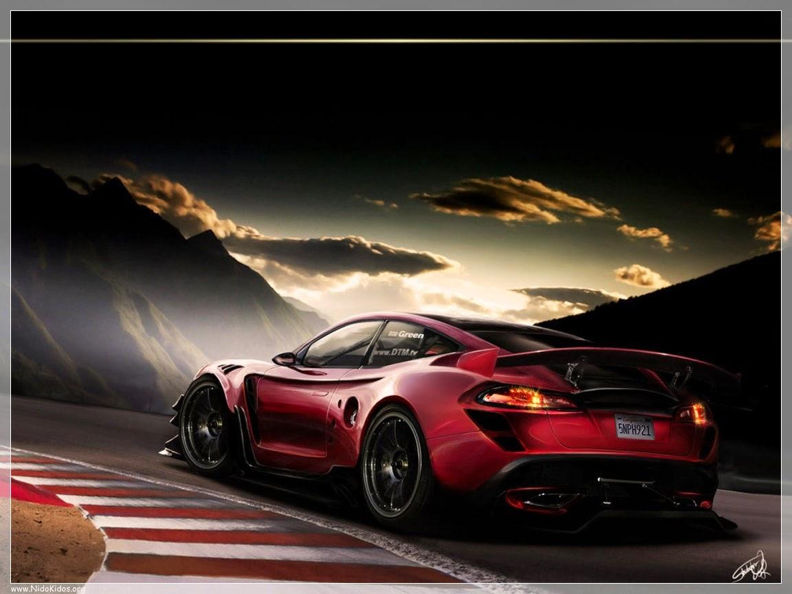 New Cool Cars: Free 4D Wallpaper