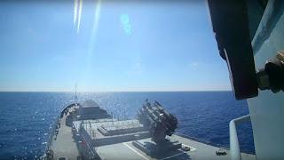 """Έφυγαν από την συριακή βάση της Ταρτούς τα ρωσικά πλοία για """"λόγους ασφαλείας"""""""