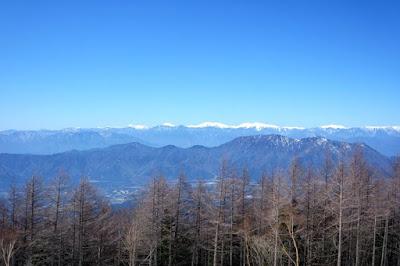 The beautiful scenery from Osawa View Point at Mt Fuji Japan