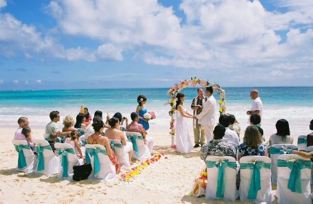 Wedding At The Beach: Specialkevent: Beach Wedding