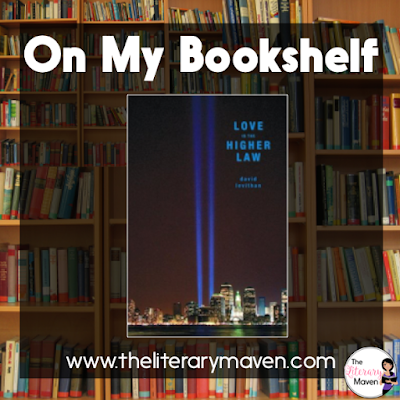 In Love is the Higher Law by David Levithan, the lives of three teens become intertwined as they try to reconcile the events following the terrorist attacks on September 11 and move forward with their lives. Read on for more of my review and ideas for classroom application.