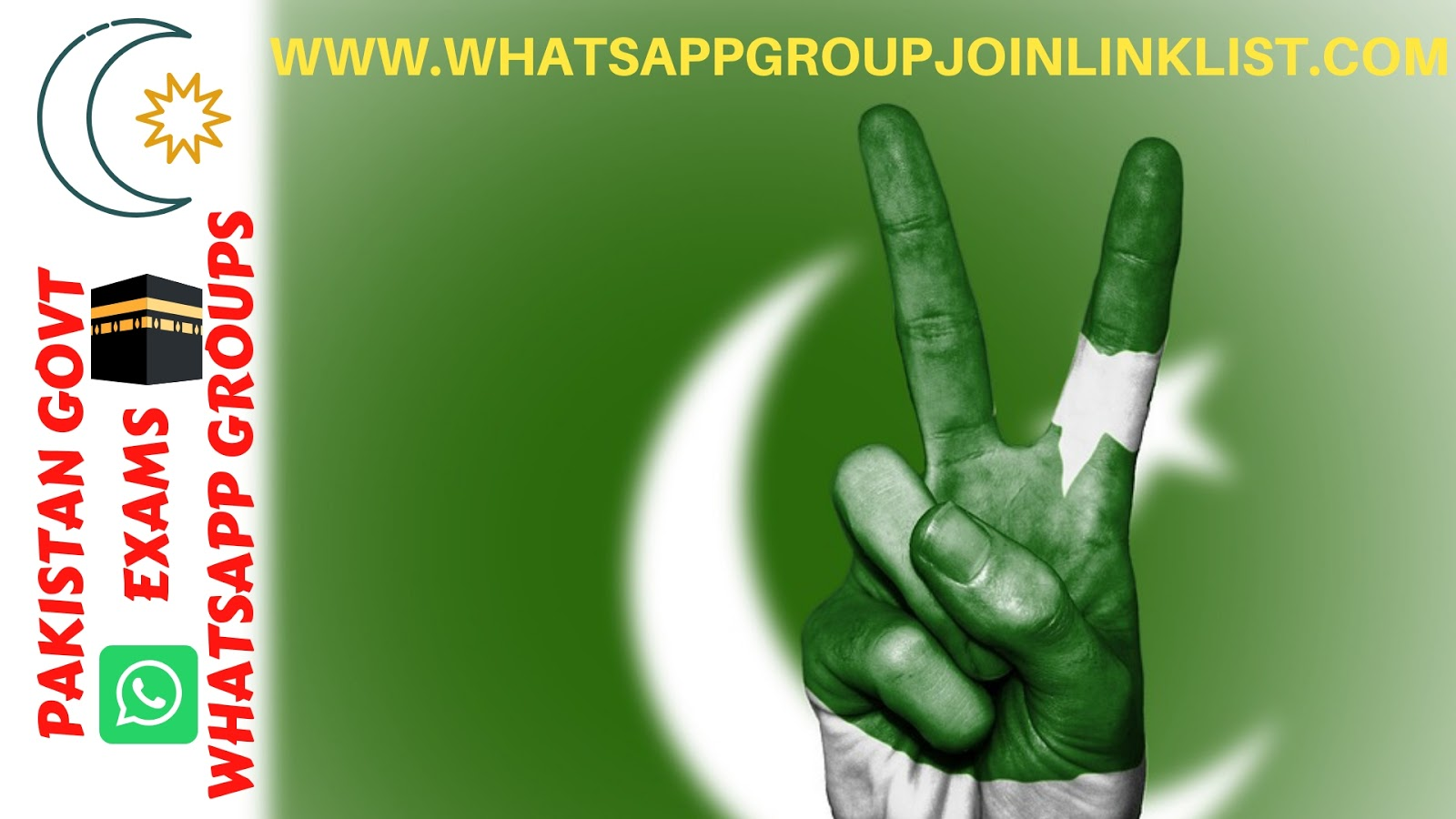 Pakistan Government Exams WhatsApp Group Join Link List