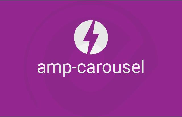 Carousel Slide pada HTML AMP Blogger