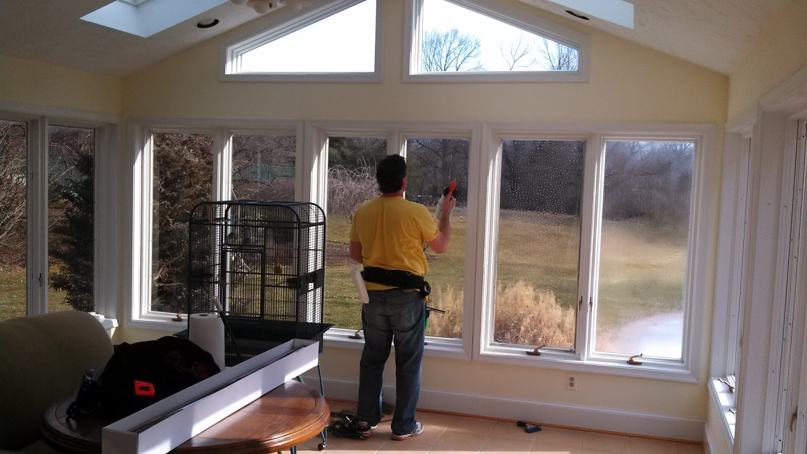 Best window tint percentage for your home or business for Home on windows