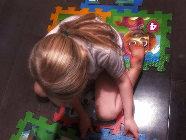 Paw Patrol Hopscotch Playmats Review