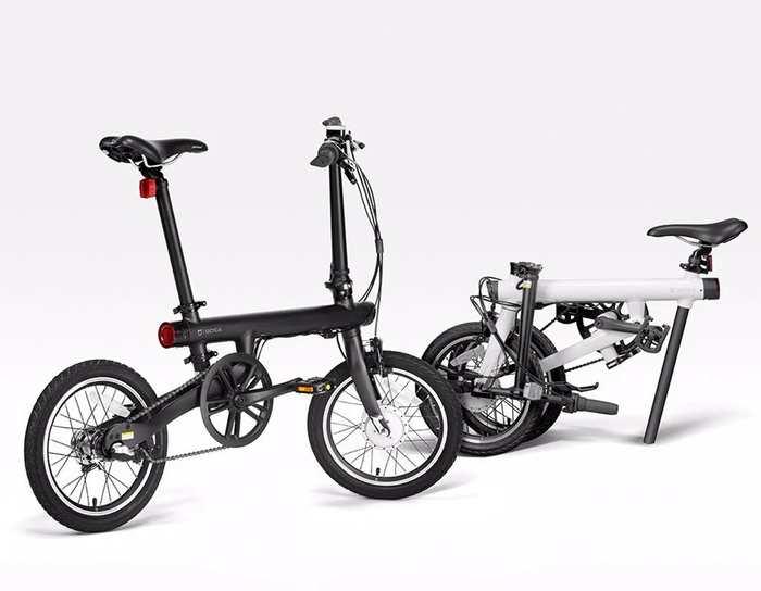 Bicicleta eléctrica Xiaomi QiCycle EF1 - plegable