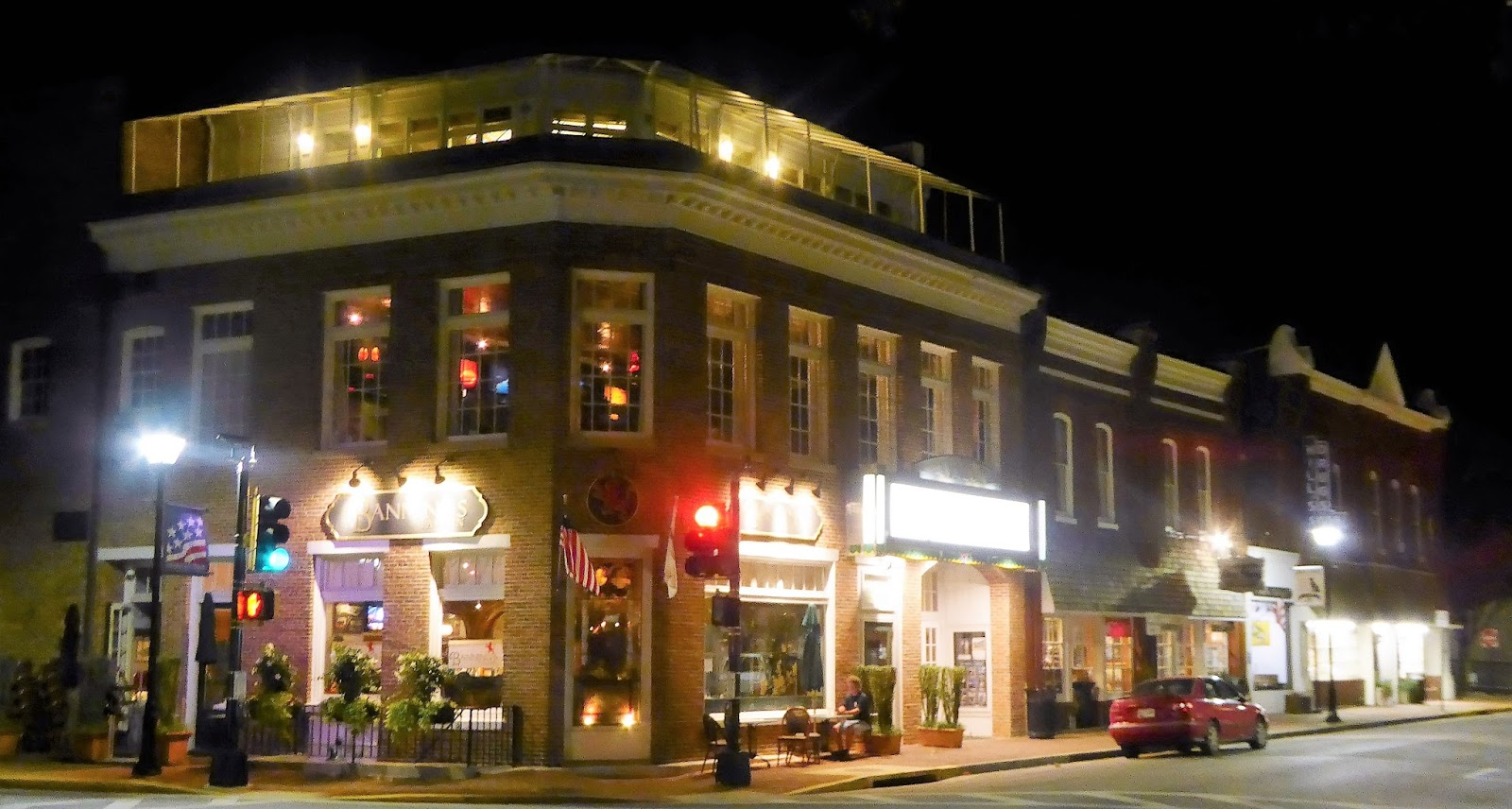 Cheese Plates and Room Service: Ghost Adventures in Maryland and