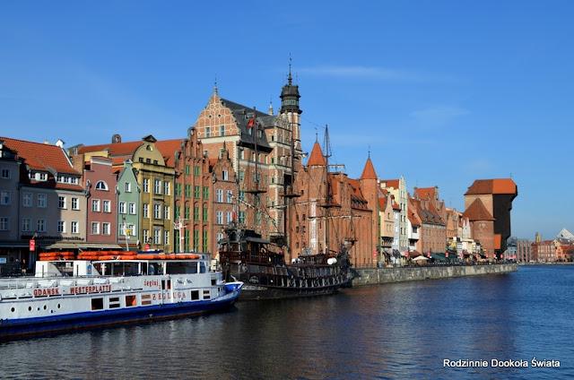 Gdańsk w zimowej odsłonie
