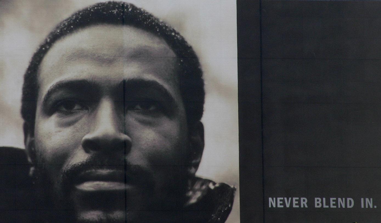 Marvin Gaye Billboard Copyright  David | bootbearwdc under CC BY 2.0
