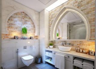Modern Farmhouse Bathroom Vanity