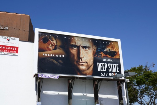 Deep State Epix billboard