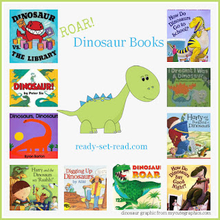 dinosaur preschool theme