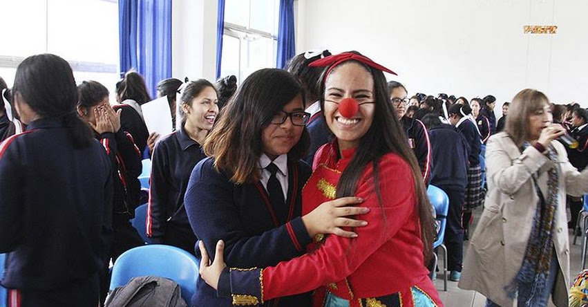 MINSA y DRELM realizan talleres a favor de la salud mental en colegios de Lima Metropolitana - www.drelm.gob.pe