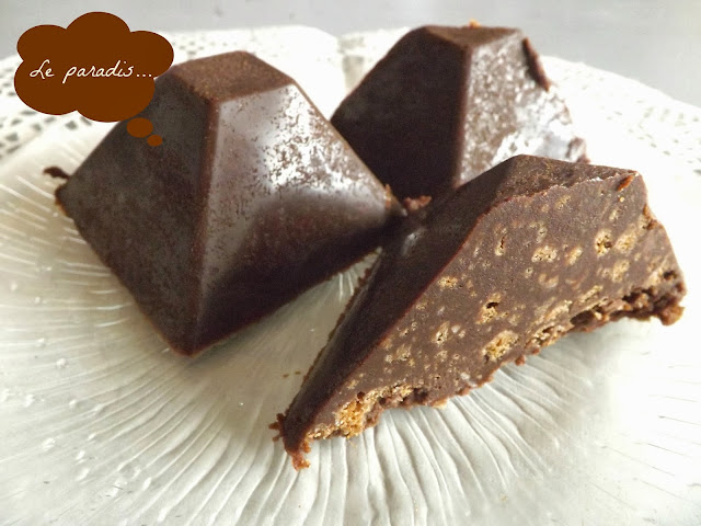 Chocolat, speculoos, recette, gateau