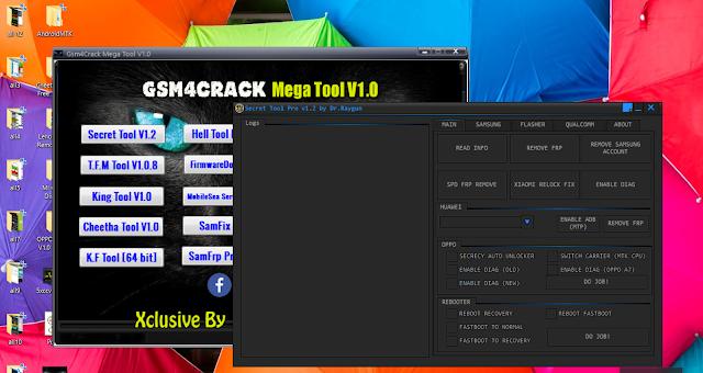 Gsm4Crack Mega Tool V1.0 All in One Crack Tools Bundle 2019
