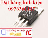 Transistor bán dẫn 2SC1972
