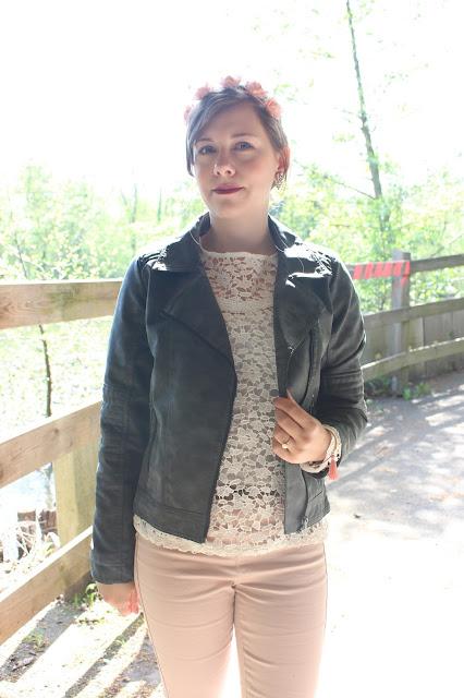tenue femme pour le printemps