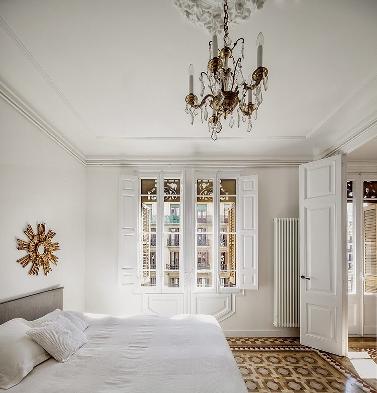 Barcelona Apartments: Decordemon: An Elegant Apartment In Barcelona