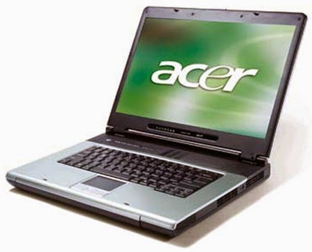 Acer Aspire 1660 Laptop Specifications, review and driver download