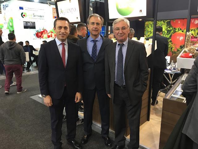 Στη διεθνή εμπορική έκθεση Fruit Logistica 2018 στο Βερολίνο η Περιφέρεια Πελοποννήσου