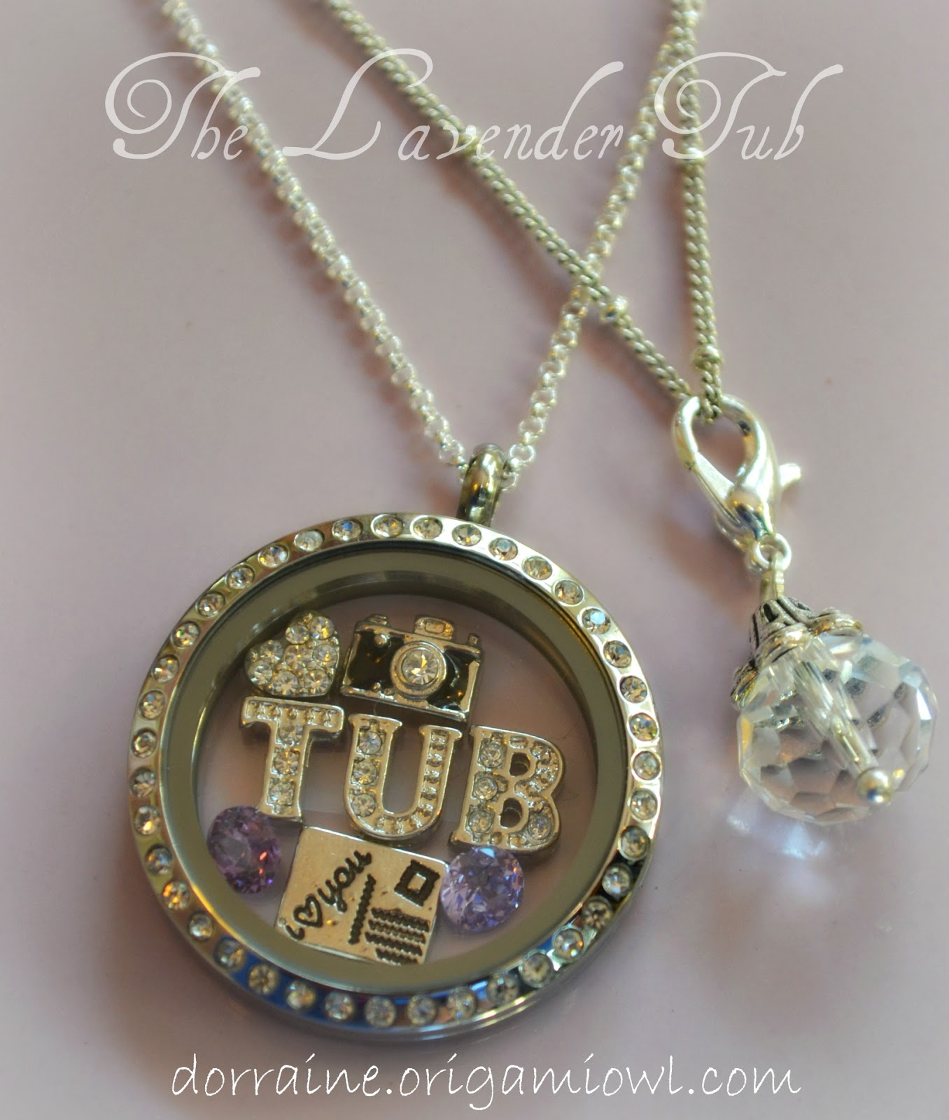 The Lavender Tub: Origami Owl Living Lockets - photo#5